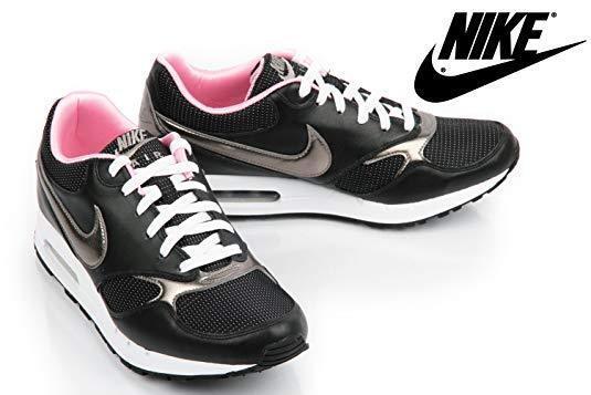 Mujer Nike Air cénit 90 95 97 GR  negro negro negro de premium 40,5 ocio 354939-004 rosadodo  vendiendo bien en todo el mundo