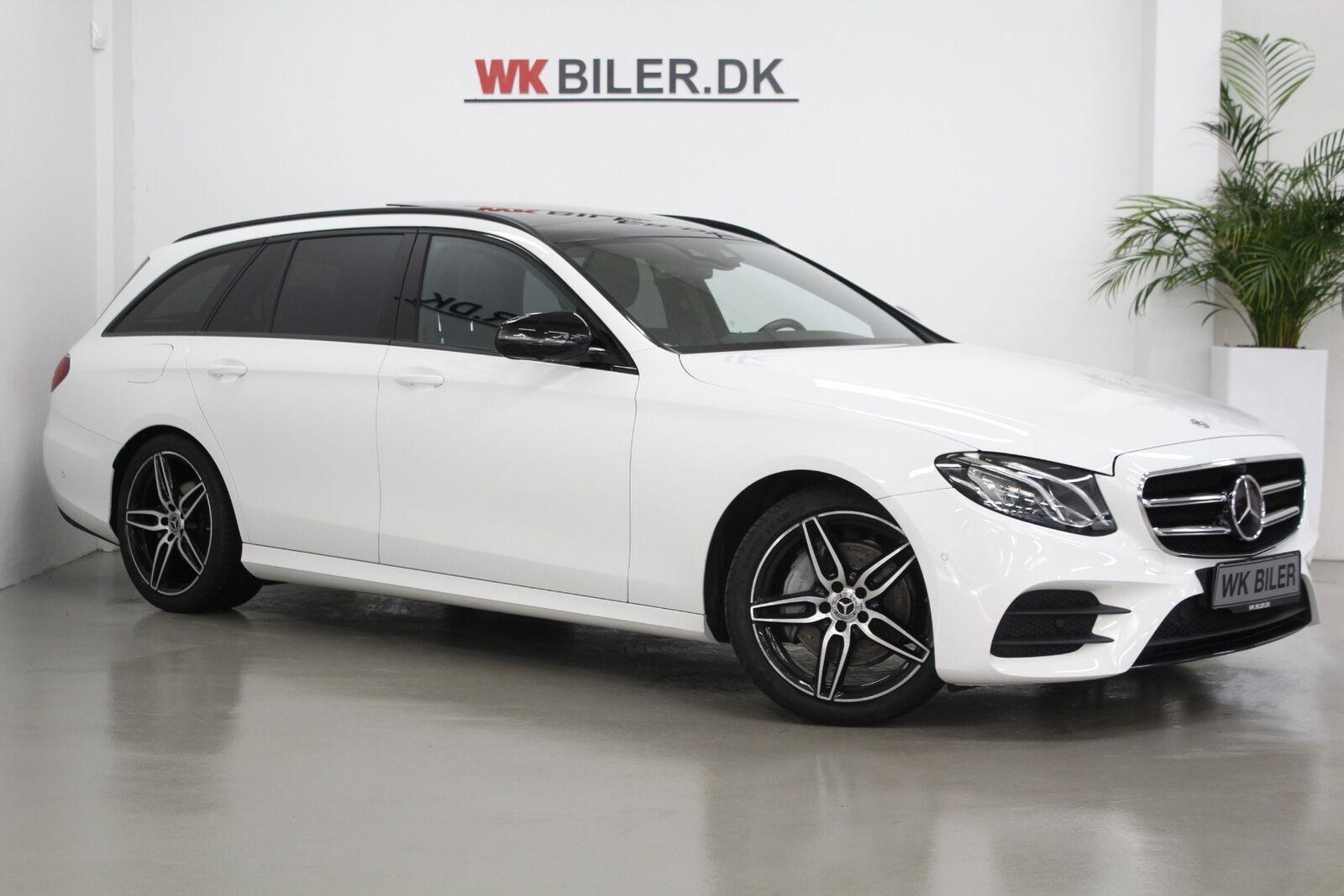 Mercedes E220 d 2,0 AMG Line stc. aut. 5d - 2.995 kr.