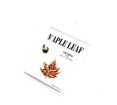 Maple Leaf Fill Valve For WE KJ GAS//MAG GBB