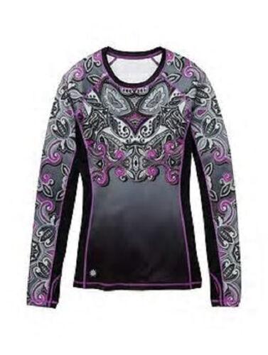 Athleta Women/'s Runaway Long Sleeve Top Size XXS