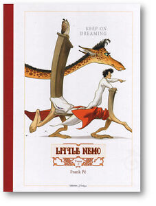Frank-Pe-Little-Nemo-034-Keep-on-dreaming-034-Tirage-de-tete-Tome-2-editions-Toth