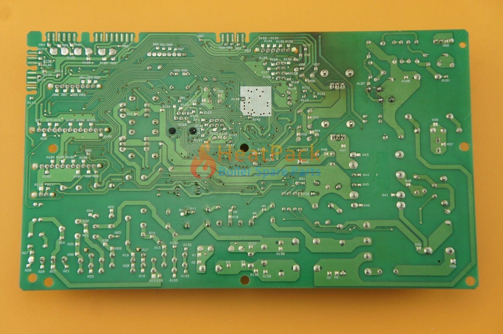Ariston clase 24HE 30HE 38HE 38HE 30HE principal PCB 60000566 65109138-02 ver lista abajo d3ab04