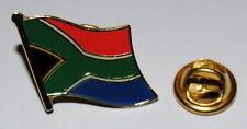 LÄNDERPIN PINS PIN ANSTECKER METALL SÜDAFRIKA FAHNE FLAGGE SÜD AFRIKA NEU