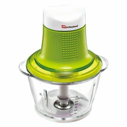 Blitz Mini Chopper Acero Hoja Ajo Cebolla Cortador el Dicer eléctrica de procesador de alimentos