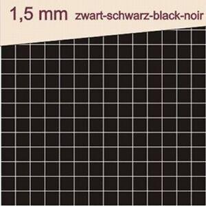Klebepads 3D doppelseitig klebend 1,5 mm schwarz 400 Foam-Schaumpads Klebepunke