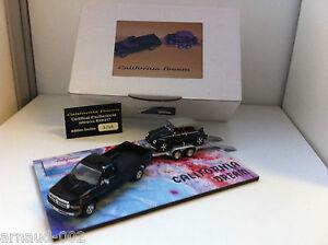 California Dream - Pick-up Dodge Ram Volkswagen Beetle Sur Remorque (1/43)
