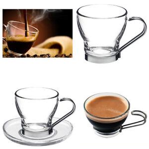 6-Tazzine-In-Vetro-Per-Caffe-Trasparenti-Espresso-Cappuccino-Bar-Colazione-779