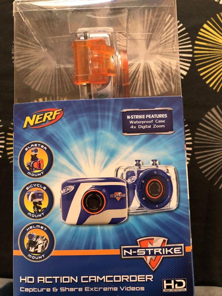 Våben, NERF kamera, NERF
