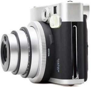 Fujifilm-Instax-Mini-90-Neo-Classic-Camera-Black-Inclusive-1-Film