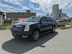 2007 Cadillac Escalade ESV I AWD I  | $0 DOWN - EVERYONE APPROVED!!