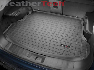 weathertech cargo liner for nissan rogue w o 3rd row. Black Bedroom Furniture Sets. Home Design Ideas