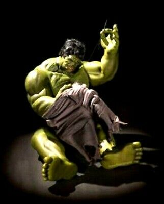 Hulk Sewing Muscle Chemical Scientist Formula Potion Green Machine Super Hero
