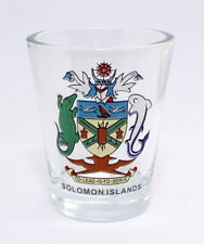 Oslo Norway Coat Of Arms Shot Glass