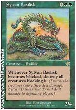 Sylvan Basilisco // nm // Starter 1999 // Engl. // Magic the Gathering