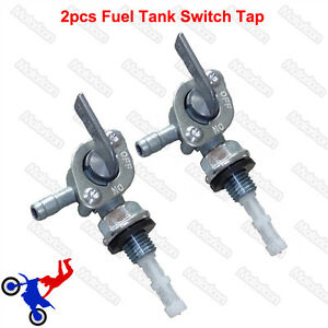 Gas Fuel Tank Switch Tap Petcock Valve For 50cc 70cc 90cc 110cc Chinese Atv Quad 4 Wheeler Dirt Pit Bike Motorcycle Back To Search Resultsautomobiles & Motorcycles Engines & Engine Parts