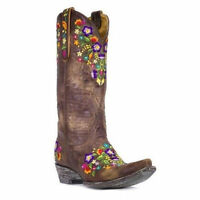 Old Gringo Sora 13 Western Boots - Brass L841-3