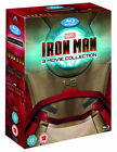 Iron Man 1-3 Trilogy (Blu-ray, 2013, 3-Disc Set, Box Set)