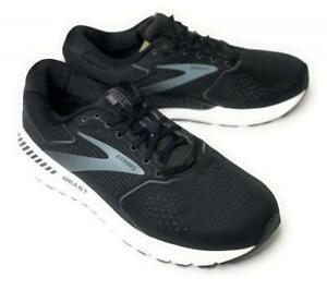 Running Shoes Black Ebony Grey Size