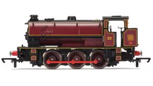 Hornby R3466 J94 klass 0 -6 -0ST 22 United Steel företag OO Gage