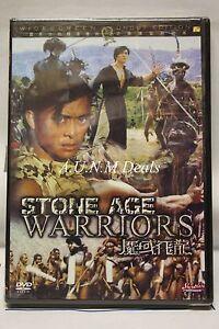 Edad-de-piedra-guerreros-de-pantalla-ancha-NTSC-importacion-Dvd-Idioma-Ingles