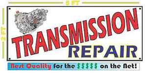 TRACTOR REPAIR Banner Sign NEW 2x5