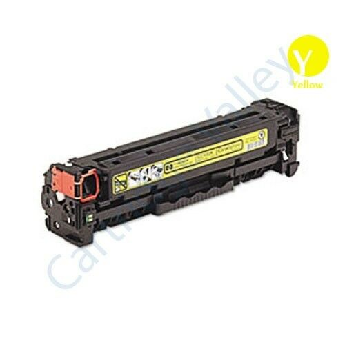 Compatible Replacement for HP 131A CF212A Yellow Pro 200 M251NW M276NW LaserJets