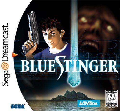 Bleu Stinger (Sega Dreamcast)
