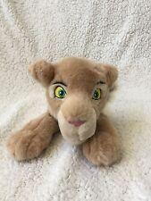 Disney LION KING Simba's Pride Plush Stuffed NALA Cub Kiara HTF With Teeth