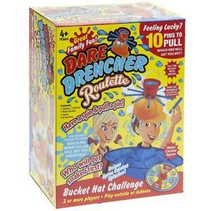 Dare-Drencher-Roulette-Head-Hat-Challenge-Kids-Children-Family-Fun-Water-Game