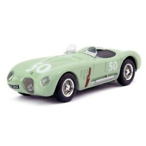 Jaguar-C-type-escala-1-43-por-Atlas-Editions