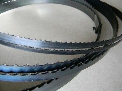 "4-29 150/"" x 1//2 inch 6 tpi hook  band saw blade"