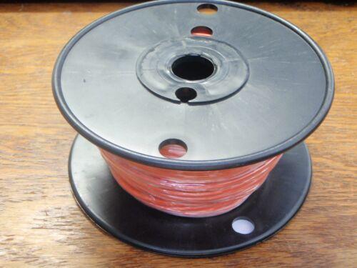 WIRE TINNED COPPER MARINE GRADE 14GA ORANGE 100FT 639 104510 PRIMARY BOAT CABLE