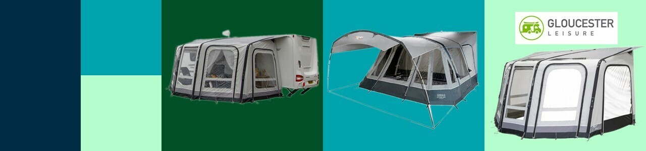 Save up to 50% on Vango Awnings