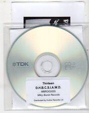 (ET227) Thirteen, D.H.B.C.S.I.A.W.D. - DJ CD