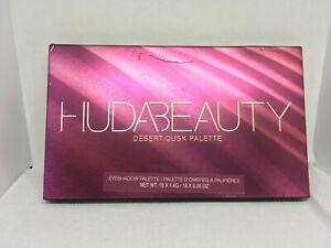 NEW Huda Beauty Desert Dusk Eyeshadow Palette 100% ...
