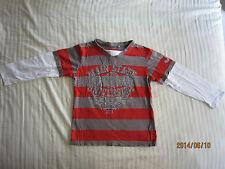 Soda SK Kids Toddler Boy Long Sleeves Round Neck T-Shirt (5-6yo) 1pcs