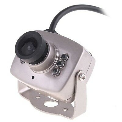 New Mini IR Color Spy Wired CCTV Camera for Home security system monitor