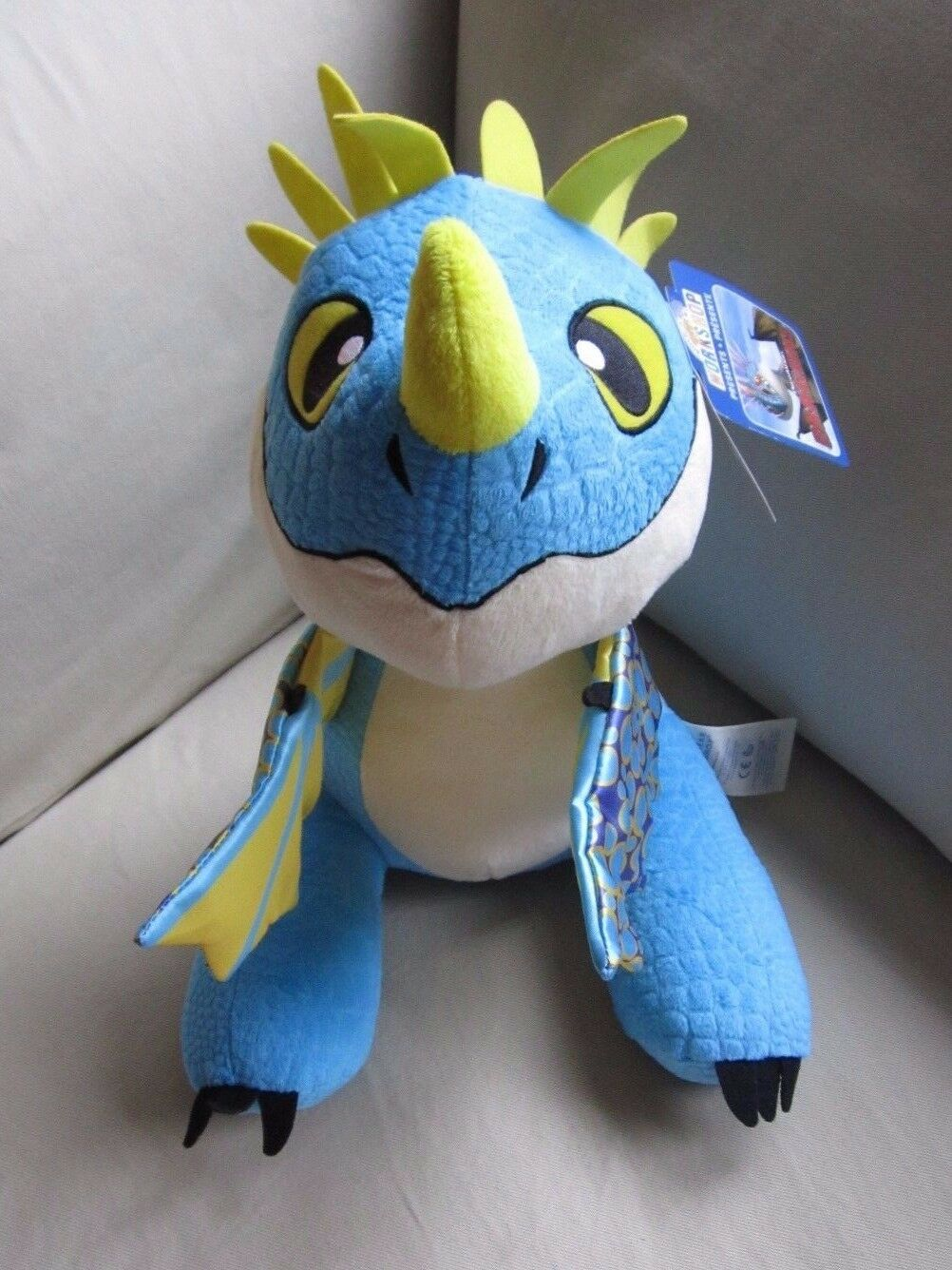 NWT Build A Bear Stormfly How To Train Your Dragon Plush Stuffed Animal Bear