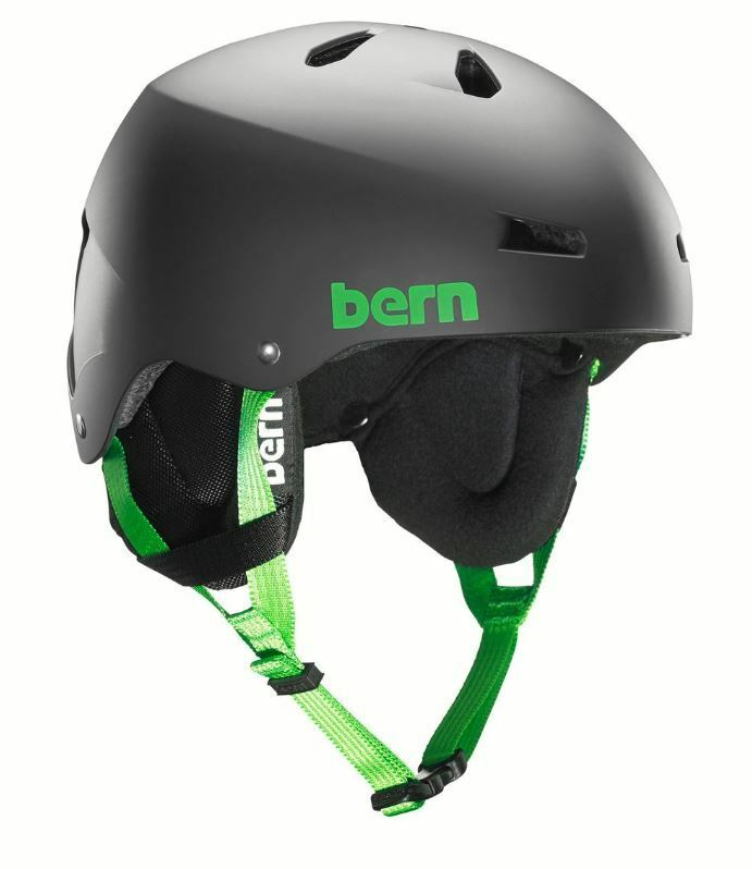 Bern Team Macon Ski Board Helmet - Large