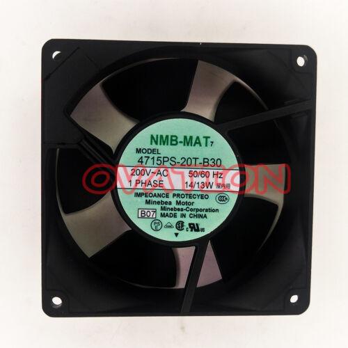 for NEW 4715PS-20T-B30 FAN NMB-MAT