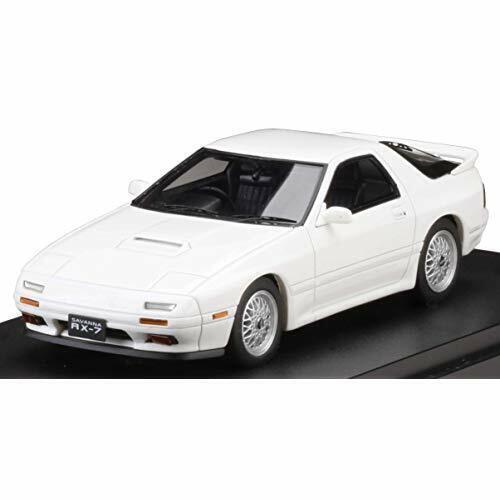 Mark 43 1 43 Mazda RX-7 (FC3S) PM43101FW biancao Cristal Infini con seguimiento Nuevo