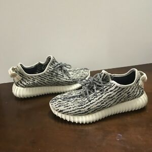 best service e19a1 fbf52 Details about Men's Adidas Yeezy Boost 350 Turtle Dove. Size 8. Gray.