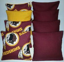 Fantastic Washington Nationals Redskins Cornhole Bean Bags 8 Top Uwap Interior Chair Design Uwaporg