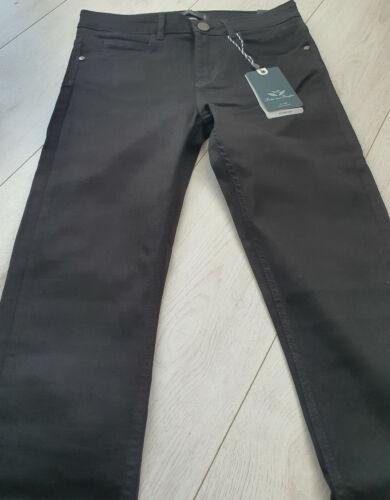 FRITZI de Prusse Femmes Jeans Skinny Stretch Downey Basic Black taille 28//32