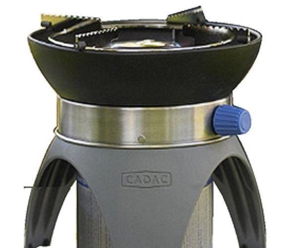 Cadak Estufa Cook & Parrilla Cocina de Gas Cochetucho Encendido Piezoeléctrico