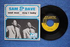 SAM & DAVE / SP ATLANTIC 650 157 / BIEM 1967 Réédition 1969 ( F )