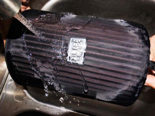 Filterwears Pre-Filter K327K Water Repellent Fits K/&N Air Filter RU-3130