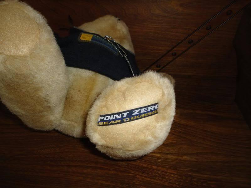 Point Zero COMFORT Fashions EXCLUSIVE COMFORT Zero BEAR 13 Inch 7e4e2e