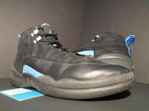 Noir Xii Blanc 2009 130690 Nubuck Nike 11 Rétro 018 Unc Jordan Bleu nN0m8vw