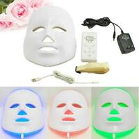 Rgb Light Photon Led Facial Mask Skin Rejuvenation Beauty Therapy From Usa Stock